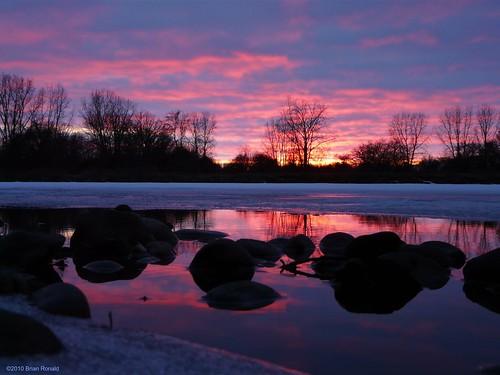 sunsets reflexions picnik naturesfinest impressedbeauty mirrorser yourwonderland coth5 saturdayfebruary20th2010