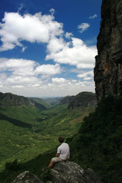 Vale do Paty. Parque Nacional Chapada Diamantina - Bahia
