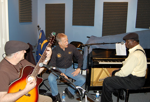 Lenny Capello, Mike Shepherd, and Al