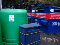 Mumbles Rd Recycling Site 2 taken by Paul Gadsby