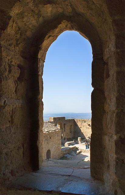 Dentro del castillo / Inside the castle