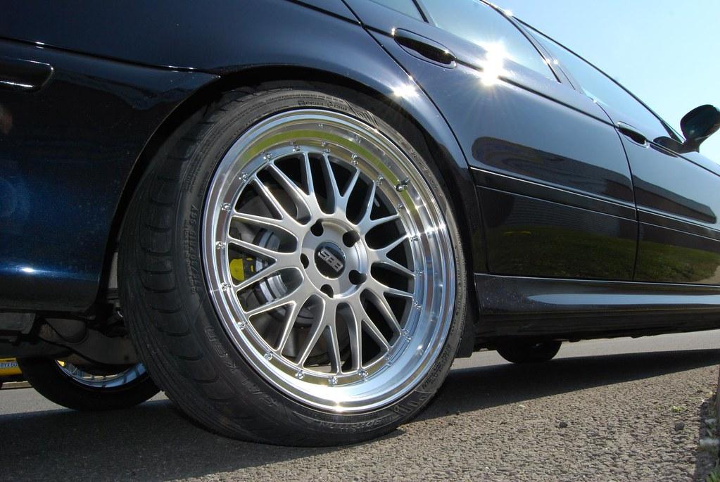 Look Bbs Lm Sur Bmw M5 E39 19 Pouces Sur Une M5 E39 Cest Flickr