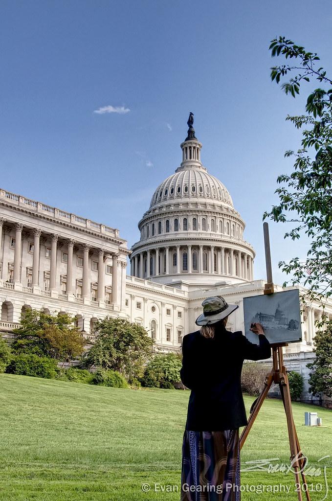 US Capitol Art