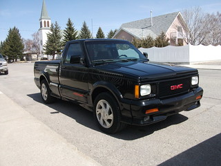 GMC Syclone | by dave_7
