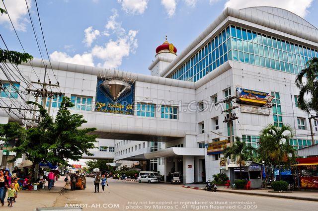 Poipet Casino Poipet Cambodia Marcos Detourist Flickr