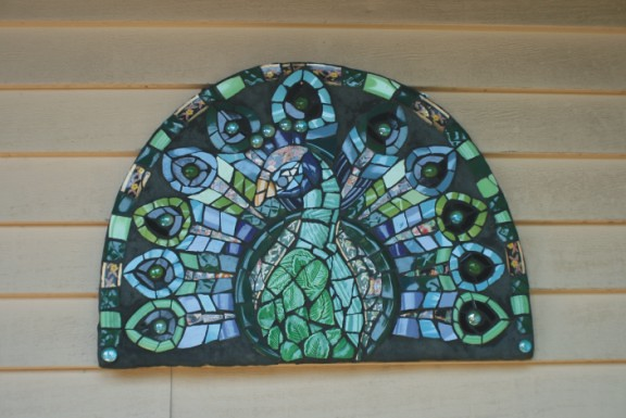 Broken Plate Mosaic Janeterbach Flickr