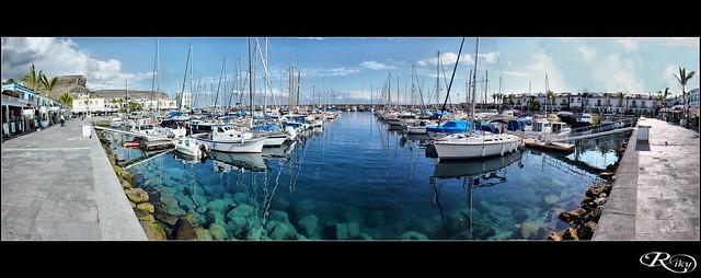 :: Puerto de Mogan ::