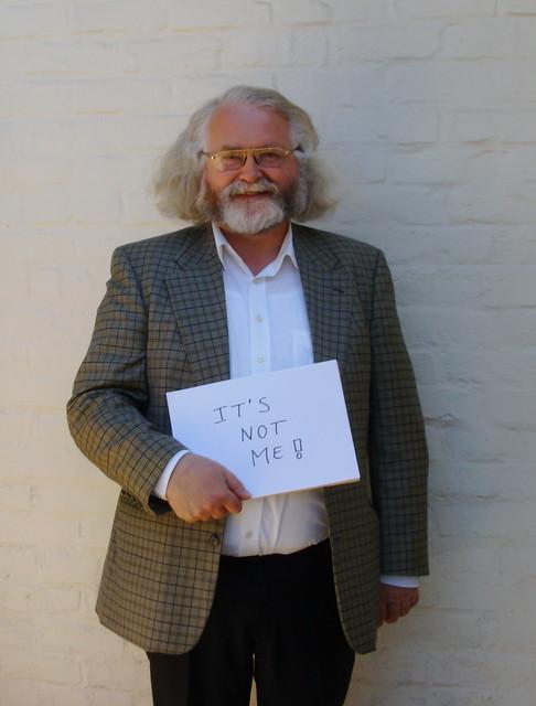 It's not me !            (Jan Theuninck, 2010)
