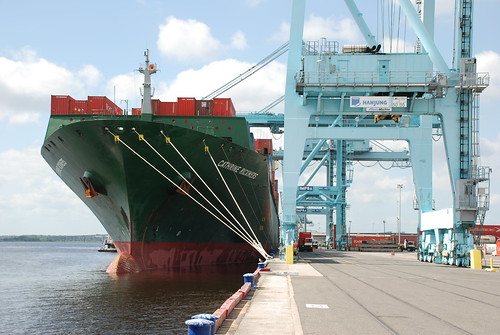 WELCOME, CATHRINE! | by JAXPORT