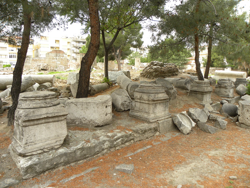 Portico at Thyatira