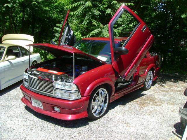 2001 Chevy Blazer Xtreme