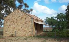 Old schoolhouse, Alma South, SA