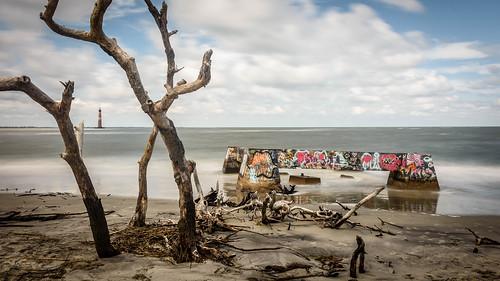 169 longexposure beach nikon atlanticocean sunrise nikon7200 nikon1755mm follybeach