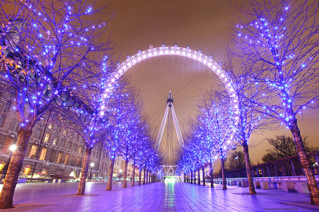 London At Christmas Images.London Christmas Eye Www Adamgormley Com Au Makes A Great
