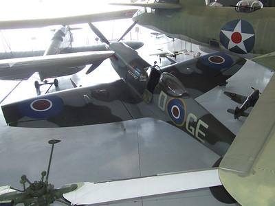 1945 Supermarine Spitfire Mk 16
