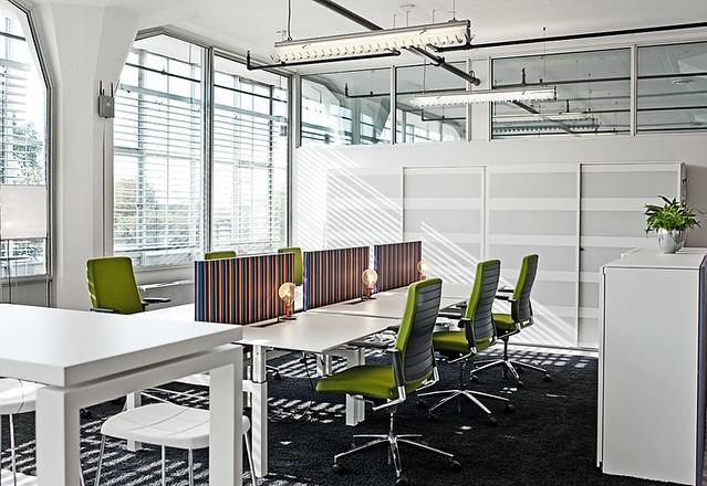 Kantoormeubelen Spaanse Polder.Portal Duo Aspa Point Van Nelle Fabriek Rotterdam Flickr