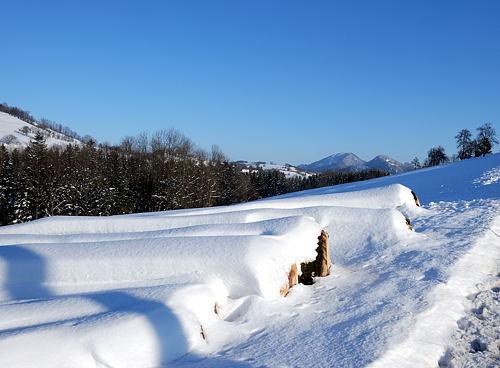 Waidhofen a.d. Thaya - Winter - wintertime