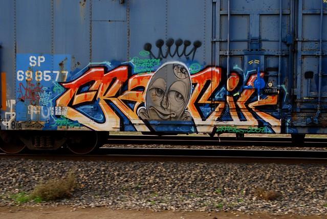 Graffiti Sacrilege