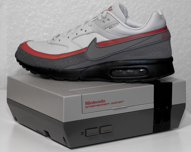 authentic quality the latest catch Nike Air Max Classic BW (Nintendo Edition) | Copped for $89 ...