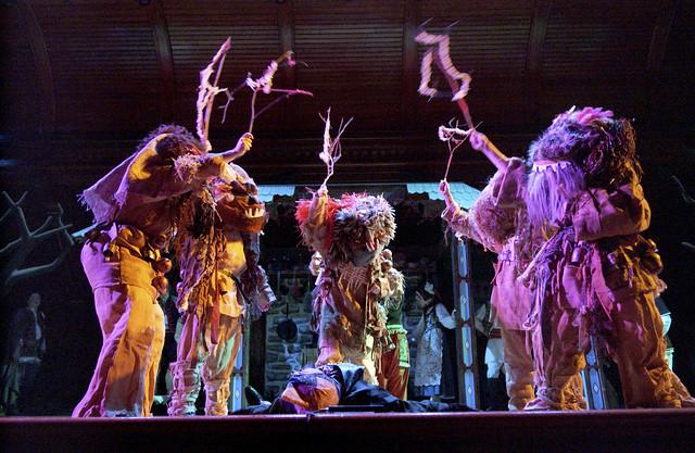 Balkan Christmas Revels Mummer's Play