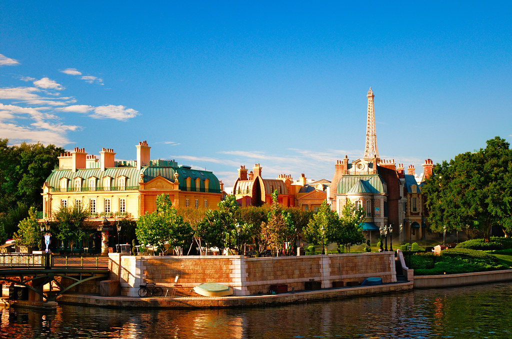 Daily Disney - Free Friday - A Beautiful Morning In Paris