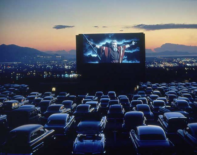 Behold! We're At the Drive-In 1958