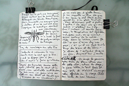 Glam Moleskine 18 | by Lost in Anywhere