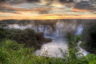 Iguazu Falls - From Brazil to Argentina | by SF Brit