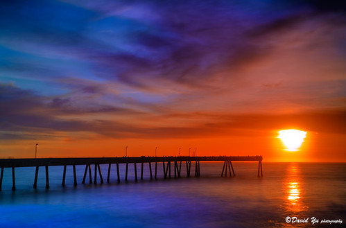sunset mist color pier dock 10 infinity stop filter lee nd cw dreamy reach pacifica extend