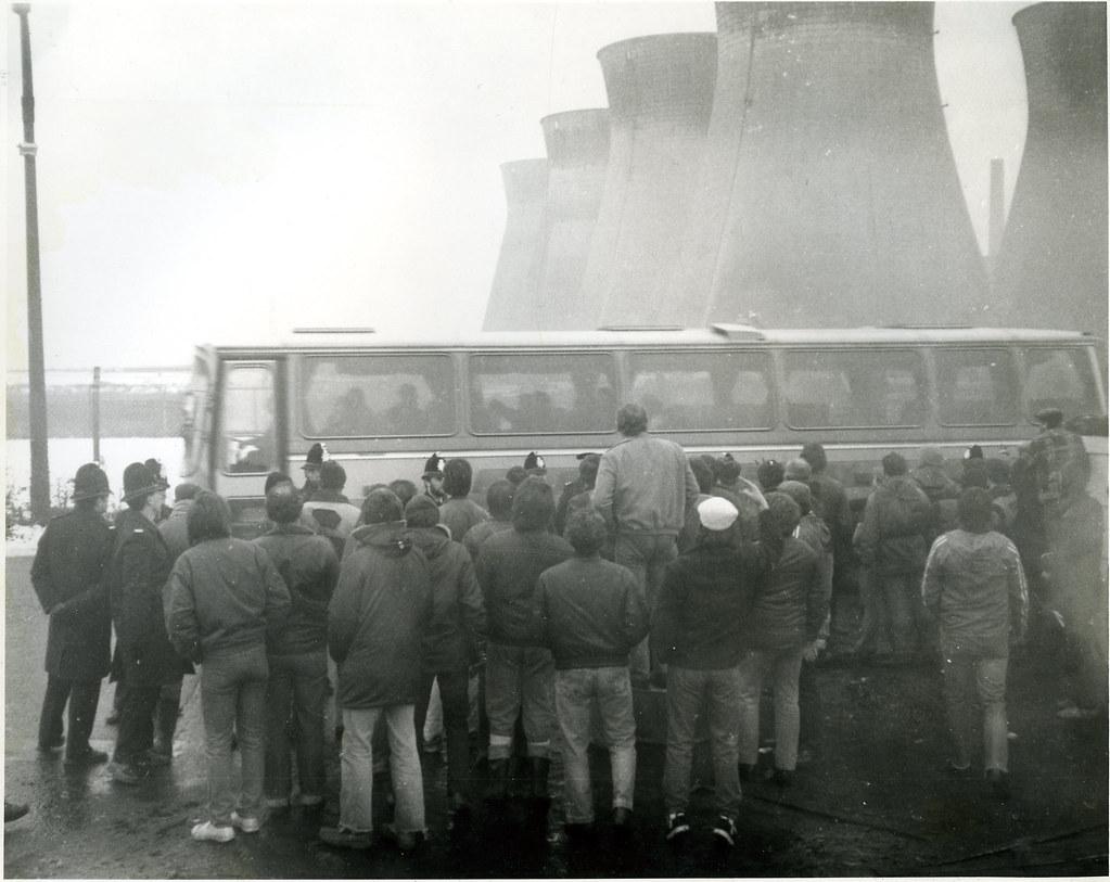 miners stike 84/85