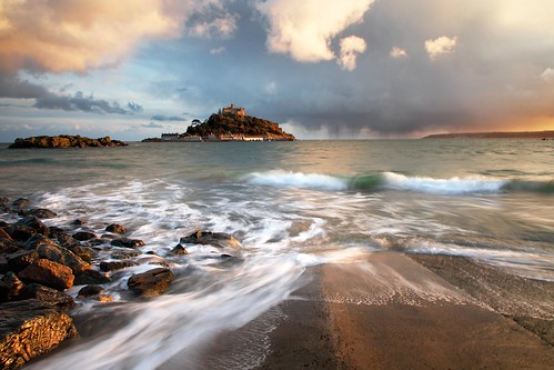 Mounts Bay, Penzance   by Tony Armstrong-Sly