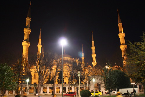 Mezquita Azul, Estambul   by Alejandro Escario Mendez