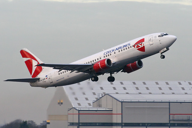 OK-DGM - 1998 build Boeing B737-45S, now with UT Air as VQ-BIG