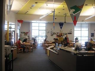 Granite Peaks High School Media Center | by Utah State Library