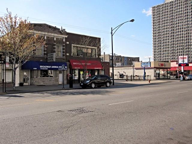 Summerdale Police Scandal, Site of Edmund J. Self Custom Furniture Store