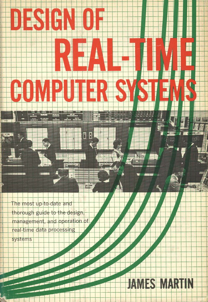 Design Of Real Time Computer Systems This Lovely Book Is T Flickr