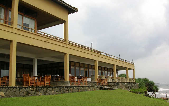 Lighthouse Hotel, Geoffrey Bawa Design, Galle, Sri Lanka