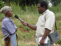 Gathering material for radio programming on HIV/AIDS in Malawi | by iMedia Associates