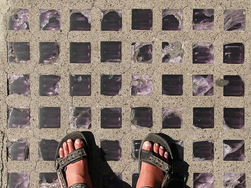 standing there grid