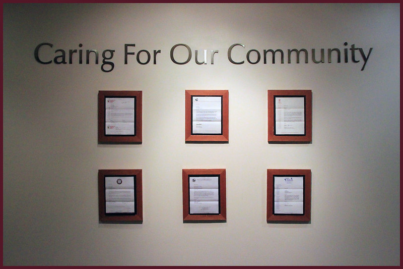 Bay Club Marin - Caring for the Community