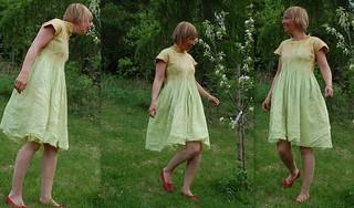 summer grass dress | by ingermaaike2