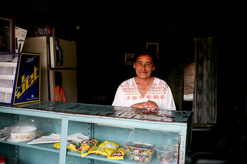 Teresa at her home and store in Buga | by World Bank Photo Collection