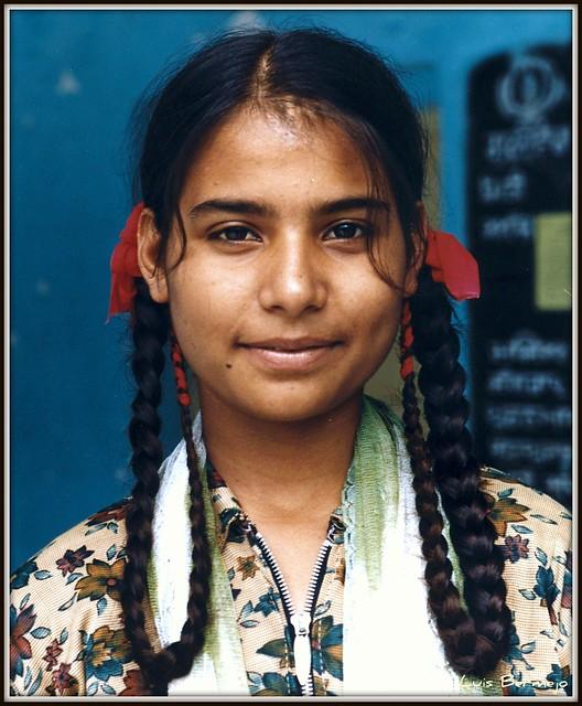 Muchacha Sijj - India