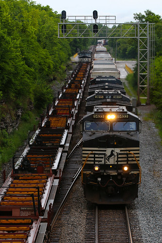 NS 175, Faulconer,KY 7/6/2017   by Bluegrass Railfan