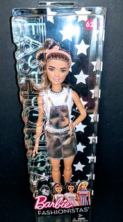 Barbie Fashionistas Petite Doll 62 Sweet For Silver | by The Doll Cafe