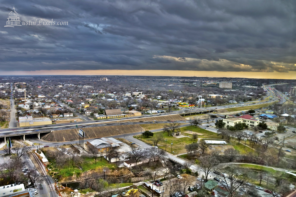 South I-35, Austin