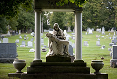 St. Agnes Cemetery - Menands, NY - 09, Oct - 12 by sebastien.barre
