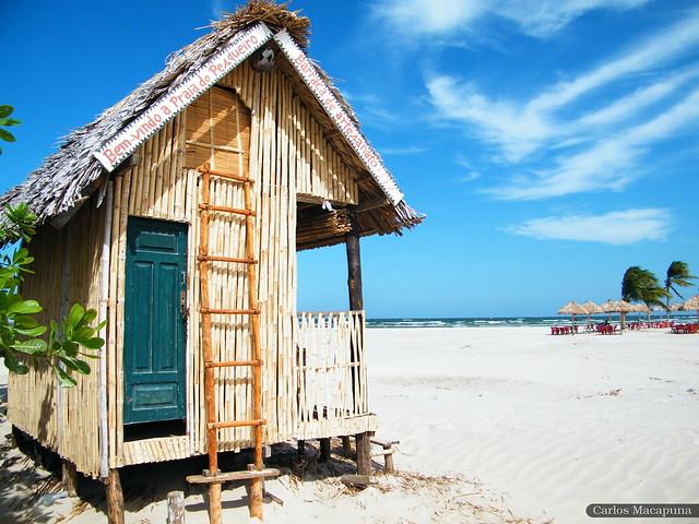 Praia do Pesqueiro - Soure - Pará (Ilha de Marajó)