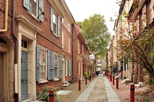 Elfreth's Alley - Philadelphia | by pepsiline