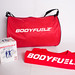 BODYFUELZ FITNEZ, BODYFYELZ Gym Bag (small) and T-shirt